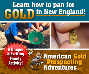 American Gold Prospecting Adventures, Newburyport MA