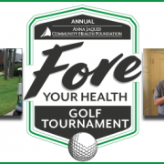 Anna Jaques Hospital Fore Your Health Golf Tournament