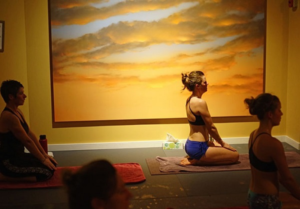 Bikram yoga classes, Salisbury MA