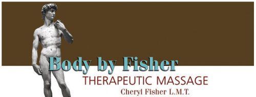Body By Fisher Therapeutic Massage, Cheryl Fisher, Newburyport MA