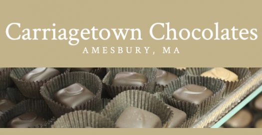 Amesbury Candy Shop, Carriagetown Chocolates