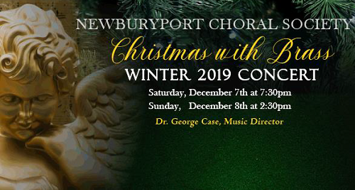 Newburyport Choral Society Winter Concert