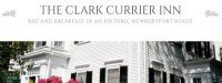 Clark Currier Inn, Newburyport, Massachusetts