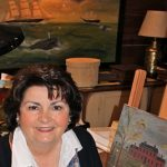 Painting Lessons Amongst Maritime History
