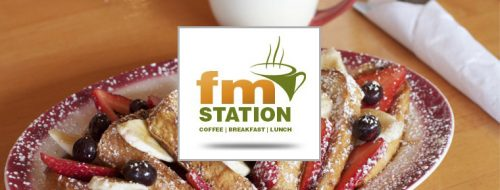 FM Station Cafe