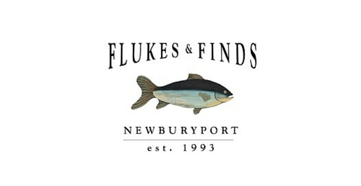 Flukes & Finds Home Decor, Newburyport MA