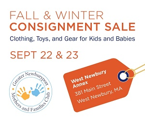 GNFC Fall Consignment Sale