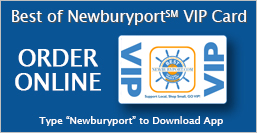 Order VIP Card, Newburyport MA