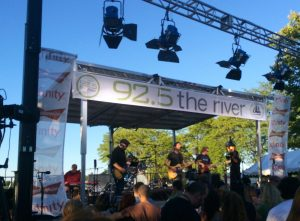 Toad and the Wet Sprockets -#RiverfrontMusicFestival @ Waterfront Park in downtown Newburyport