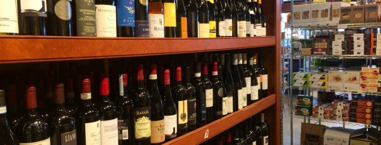 Joppa Fine Foods - Wine Selection