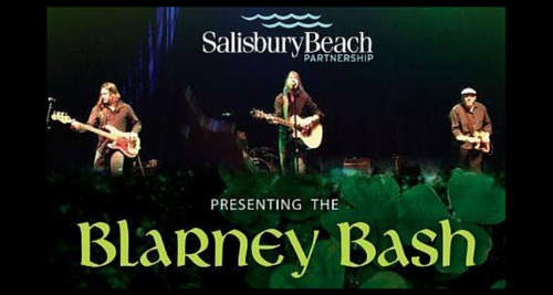 U2 Live with Joshua Tree @ Blarney Bash, March 12th at Blue Ocean