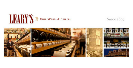 Leary's Fine Wines & Spirits