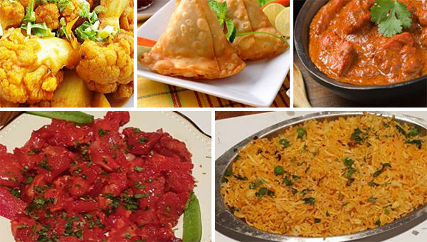 Traditional Indian Cuisine at Mr. India Newburyport