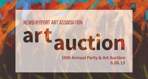 Newburyport Art Association Art Auction, NAA Auction