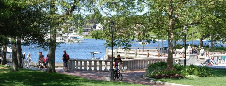 Newburyport Outdoors - Waterfront Park in Newburyport, MA