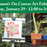 Nunan's Art Exhibit, Georgetown MA