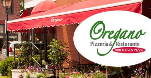 Newburyport Italian and Lebanese Restaurant, Oregano