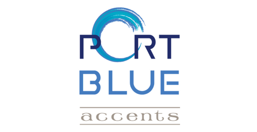 Fine Unique Gifts, Port Blue Accents, Newburyport