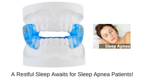 Sleep Apnea Appliance, Portside Family Dental, Newburyport