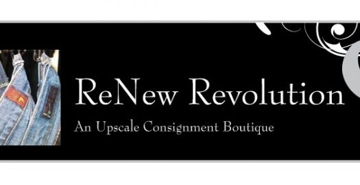 Upscale Consignment Boutique, ReNew Revolution, Newburyport