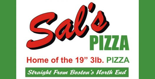 Sal's Pizza, Newburyport MA & Seabrook, NH