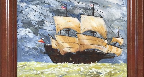 Tall Ship Art Auction, Newburyport MA