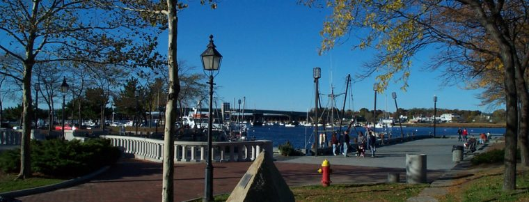 Newburyport Outdoors Waterfront Park In Ma