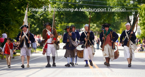Yankee Homecoming Events, Newburyport