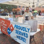 Domino's at Yankee Homecoming, Newburyport MA