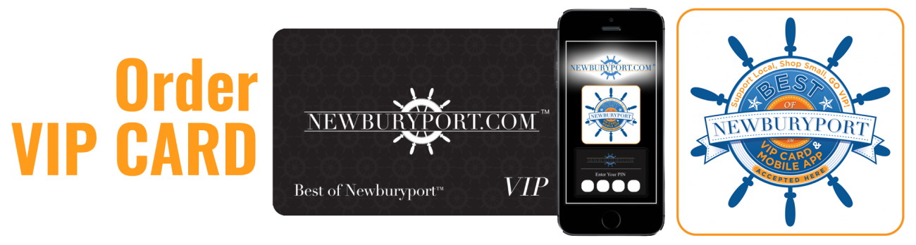 Newburyport VIP Card
