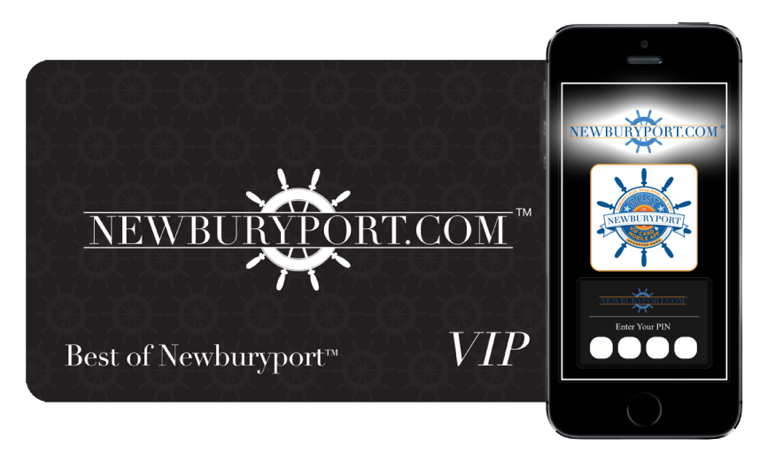 Newburyport VIP Card & Mobile App
