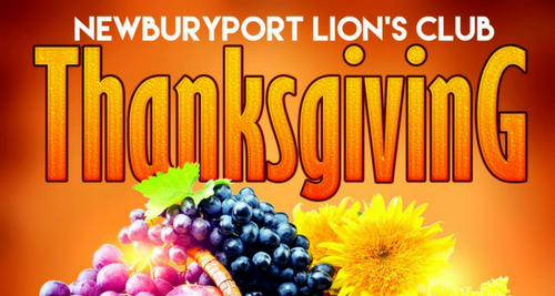 Newburyport Lions Club Thanksgiving Dinner