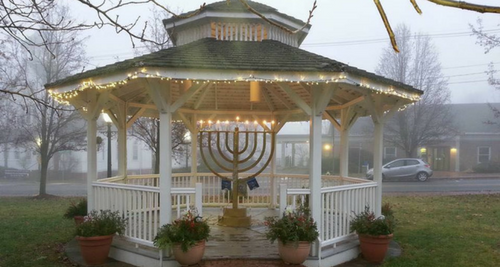 local menorah lightings