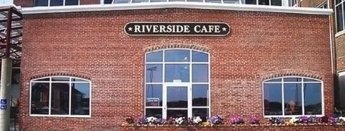 Riverside Cafe, Newburyport MA